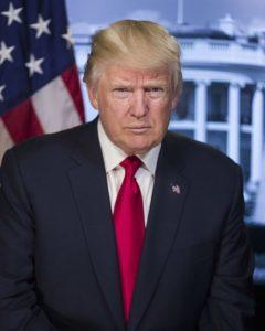 Donald Trump's photo.