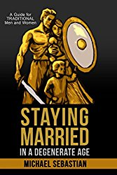 Book cover for Staying Married